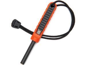 "Exotac ET1620ORG Polystriker XL 5 1/4"" Overall Waterproof Fire Starting Tool Wo"