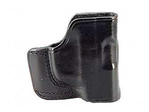 "Don Hume JIT Slide Holster Right Hand Black 2"" S&W J Frame DHJ941000R"