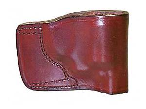 Don Hume J968600R JIT Slide Holster Right Hand Brown S&W J Frame Taurus 85