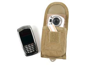 """Blackhawk 38CL98BK Black GSA STRIKE Camera Pouch/Case - 3""""w x 4""""h x 1.5""""d"""