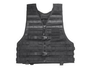 5.11 TACTICAL 58631 LBE Vest, Black, Regular