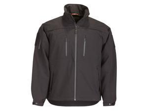 5.11 Tactical 481120192X 48112 Sabre 2.0 Black Waterproof Seamsealed Jacket 2XL