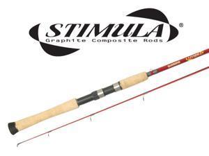 Shimano Stimula Spin Rod 2pc 6ft Medium