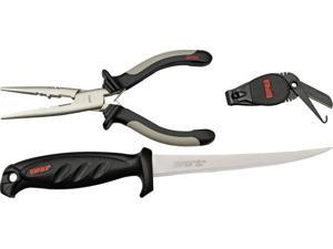 Rapala NK07308 Knives Fixed Knife Knife Set Combo Pack Includes Nk03110 Delu
