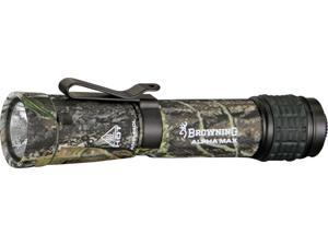 """Browning BR1232 Flashlight Alpha LED 4"""" Overall Luxeon Rebel LED Produces 90"""