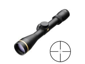 Leupold 111977 2-12X42 Duplex Reticle Matte Black VX-6 CDS Rifle Scope 30MM