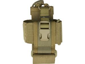 Maxpedition 0102K Cp L Cell Phone And Walkie Talkie Holster Khaki Large Size