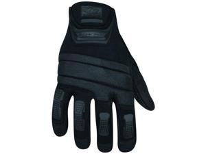 R-21 Tactical Black Medium Heavy Duty Impact Gloves