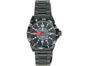 Smith & Wesson SWW-88-B Wesson Emissary Watch Black Face W/ Date Display Titani