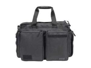 5.11 Tactical Black Side Trip Briefcase Gear Medium Bag w/ Shoulder Strap 56003