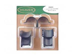 Weaver 49045 Top Mount Scope Ring Dual Extension WV49045