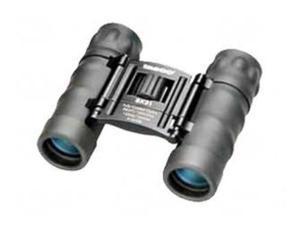Tasco Essential Series 8x21 Roof Prism Water Resistant Binoculars, Black, Box Pa