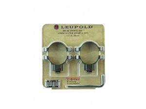 Leupold Dual Dovetail Ring 30mm Extra High Matte LP52234 030317522346