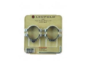 Leupold Standard Ring 30mm Medium Matte LP49956 030317499563