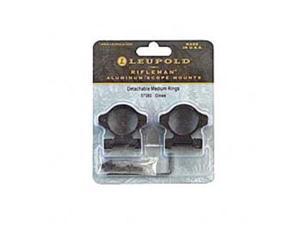 """Leupold Rifleman Ring 1"""" Medium Gloss Detach LP57380 030317573805"""