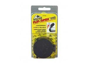 "Butler Creek Flip-Open Scope Cover, Fits 1.54"" X 1.34"" Objective, Size 11, Black 30110"