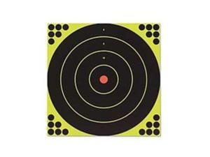 "Birchwood Casey Shoot-N-C Target, Round Bullseye, 12"", 12 Targets 34022"