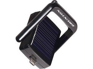 Brunton BN91384 Bump Power Pack Rechargeable Power Pack W/ Solar Panel Usb