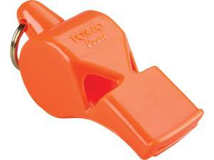 Fox 40 FO19102 Pearl Safety Whistle Orange Casing W/ Keyring Uses Pealess Whi