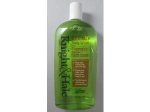 Knight & Hale KH1469 Ultimate Body Wash & Shampoo 16 oz. Bottle Earth Scent
