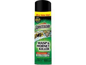 Spectracide HG-85715 Wasp & Hornet Killer Aerosol Spray 20 oz