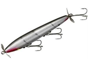 """Smithwick AF113 Silver Shiner 4.5"""" Devil's Horse 3/8 oz. Topwater Fishing Lure"""