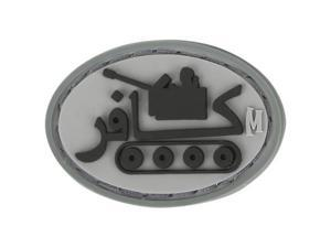 "Maxpedition PVC PATCH:INFDS Infidel Tank Patch 1.3""x0.9"" SWAT"