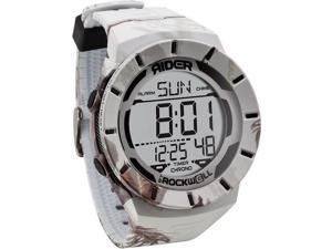 Rockwell RWAPS1 Coliseum Watch White Realtree APS/Brown 49mm