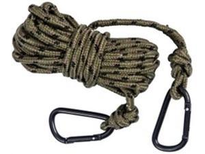 Ameristep 4NAT037 Two part 30' Bow Rope w/Carabiner
