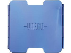 "Vargo VR421 Aluminum Windscreen Blue 16.5""x3.25"" Expanded"