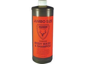H-HBLJ Harmon's Scents Scent Eliminating Body Wash & Shampoo 32 Oz