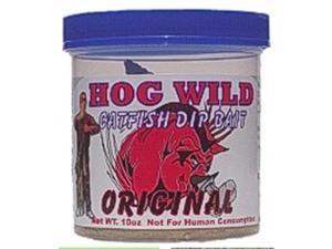 33-10 Magic Bait Hog Wild Catfish Dip Bait 10 oz Hog Wild Original Fishing Lure