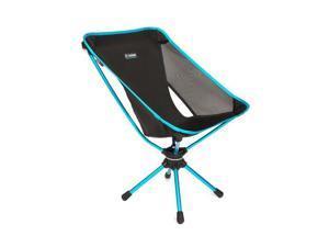 Big Agnes HSCHAIRBLK Helinox Swivel Chair w/Zippered Storage Bag  Bags