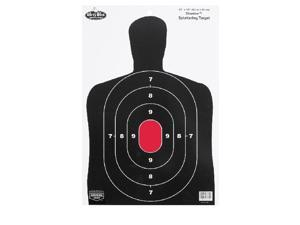 "Birchwood Casey 35707 Dirty Bird Silhouette Target 12""X18"" 8 Pack BC35707"