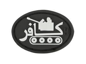 "Maxpedition PVC PATCH:INFDZ Infidel Tank Patch 1.3""x0.9"" Glow"