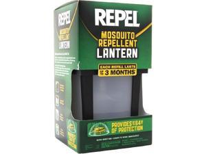 Repel HG-94128 Mosquito Repellent Lantern w/64 Ft Protection