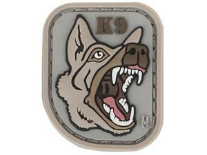 "Maxpedition PVC PATCH:GSHPA German Shepherd Patch 1.2""x1.4"" Arid"
