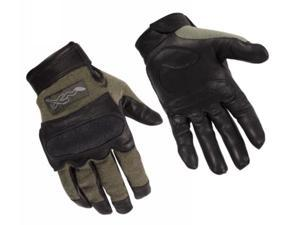 Wiley X WX-G242LA Hybrid Tactical Gloves 80/20 Nomex/Kevlar Foliage Green Large
