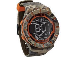 Rockwell RWRTM5 Coliseum Watch Realtree Max5/Blaze Orange 49mm
