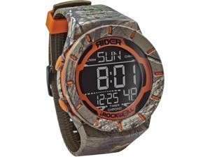 Rockwell RWRTX1 Coliseum Watch Realtree Xtra/Blaze Orange 49mm