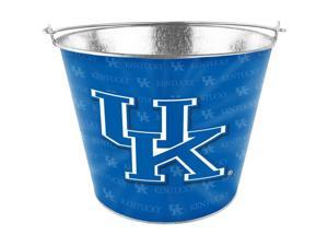 NCAA 238986 Kentucky 5-Quart Metal Bucket w/ Handle