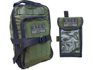 ESEE ESAKITOD Advanced Survival Kit w/Map Case Olive Drab Green