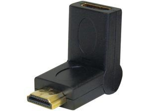 Steren 528-002 HDMI Jack to Swivel Plug Multimedia Adapter