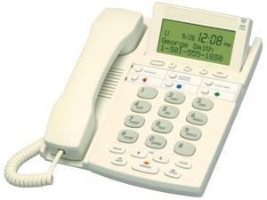 Big Button Single Line Telephone w/ DSL