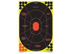 "Birchwood Casey 34653 Shoot-N-C Targets: Silhouette 12"" x 18"" Per 100"