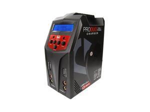 Venom Pro Duo 80W X2 Dual AC/DC 7A LiPo/LiHV & NiMH RC Battery Balance Charger | Part No. 0685