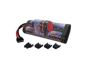Venom 8.4V 5000mAh 7 Cell Hump Pack NiMH Battery with Universal Plug System | Part No. 1548-7