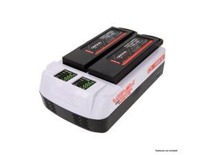 Yuneec Typhoon Q500 Power Station 6Amp Dual Output LiPo Battery Charger by Venom | Part No. 0695