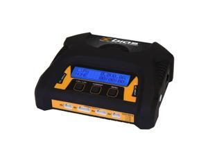 Bias 2 to 4 Cell AC/DC Dual 2S Port 3 Amp 40W RC LiPo Battery Balance Charger | Part No. 0693