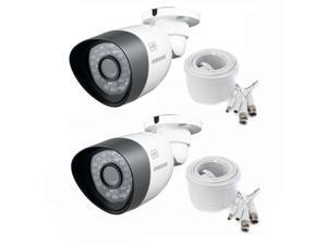 (2 PK) Samsung SDC-8440BC 720P HD NIGHT IR /ADD 1 TO 6 MORE CAM FOR SDH-C5100 SDH-B3040/ 720p HD resolution camera (BNC) / Night vision up to 82ft / 3 Month Warranty